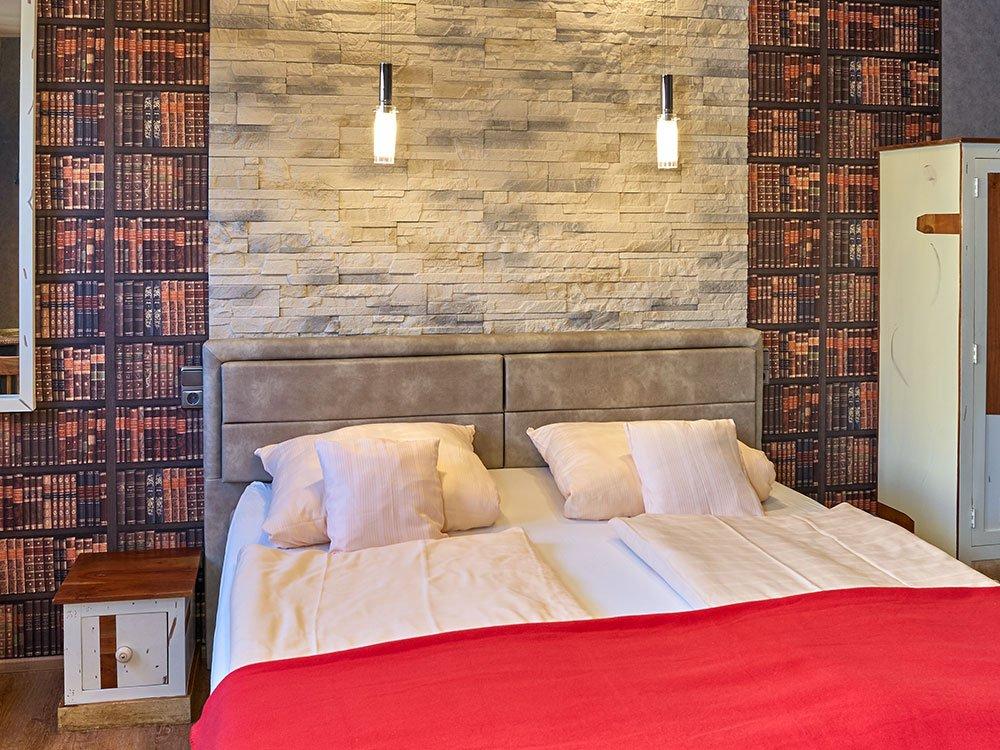 Hotel Naheschlößchen - Zimmer Kategorie Komfort