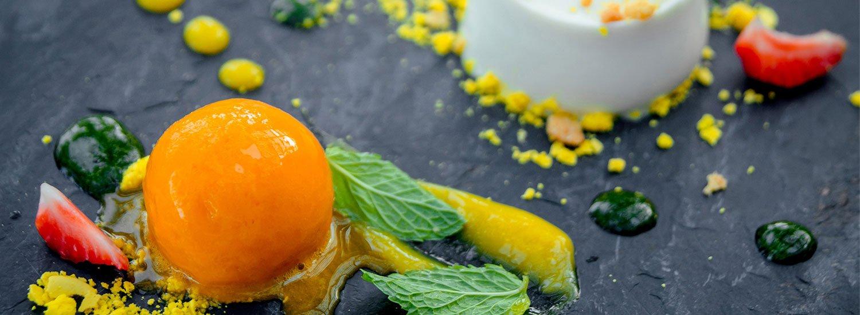 Frisch und fruchtig genießen im Restaurant »Jahreszeiten«
