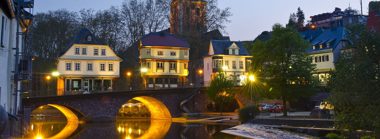 Hotel Naheschlößchen Ausflugsziele - Bad Kreuznach Brückenhäuser