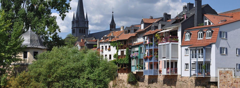 Hotel Naheschlößchen Ausflugsziele - Bad Kreuznach Klein Venedig